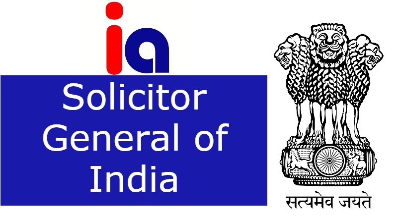 Solicitor General of India