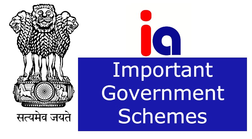 List of Government Schemes in India