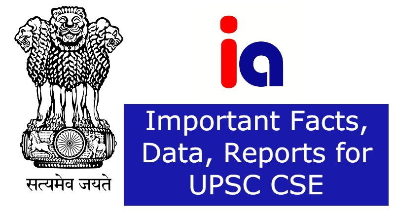 Facts and Figures for UPSC Mains